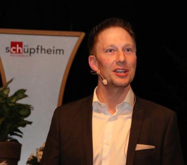 Schüpfheim  Prof  Dr  Bruno Studer referierte in seiner Heimat