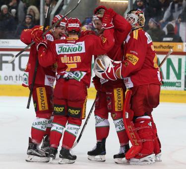 Tigers mit Niederlage in Lugano und Heimsieg gegen Kloten