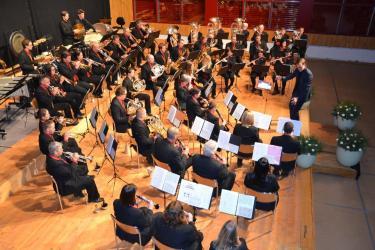 Jahreskonzert der Kirchenmusik Escholzmatt