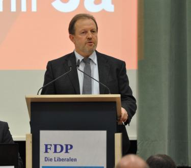 FDP Delegierte sagen klar Ja zur Unternehmenssteuerreform